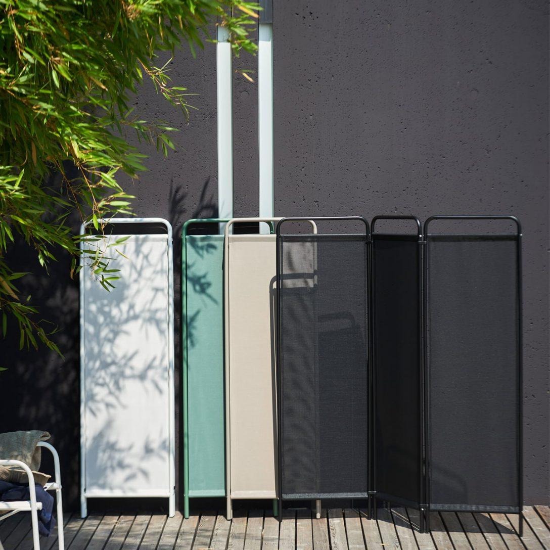 Large Size of Paravent Outdoor Von Fiam Connox Küche Edelstahl Kaufen Garten Wohnzimmer Paravent Outdoor