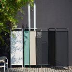 Paravent Outdoor Wohnzimmer Paravent Outdoor Von Fiam Connox Küche Edelstahl Kaufen Garten