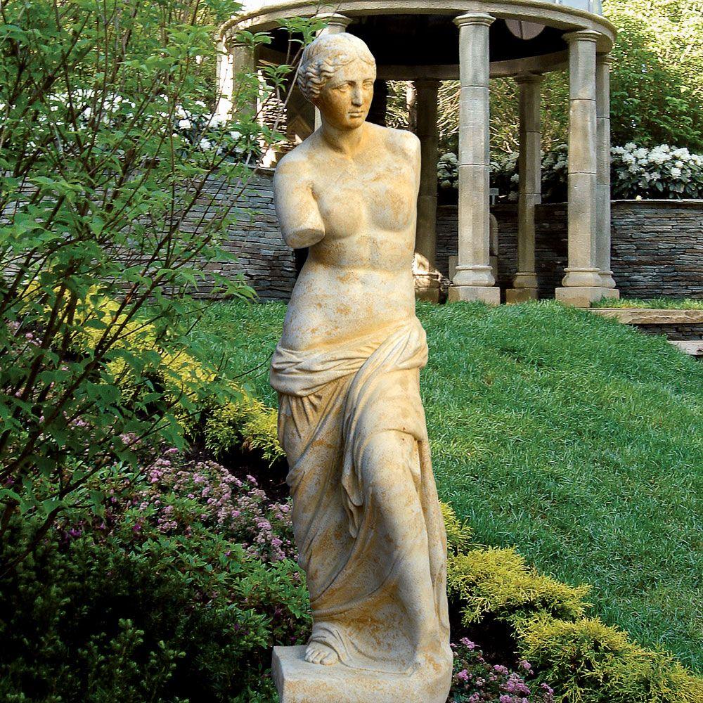 Full Size of Skulpturen Für Den Garten Griechische Stein Skulptur Venus Einlegeböden Küche Lärmschutz Zaun Hotel Fürstenhof Bad Griesbach Schubladeneinsatz Bett Mit Wohnzimmer Skulpturen Für Den Garten