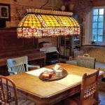 Lampe Esstisch Esstische Tiffany Billard Esstisch Lampe Carrousel 5440 Rund Set Günstig Beton Deckenlampe Akazie Stehlampe Wohnzimmer Groß Stühle Ausziehbar Deckenlampen Modern