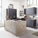 Küchen Wohnzimmer Interliving Kche Serie 3012 Mit Siemens Einbaugerten Küchen Regal