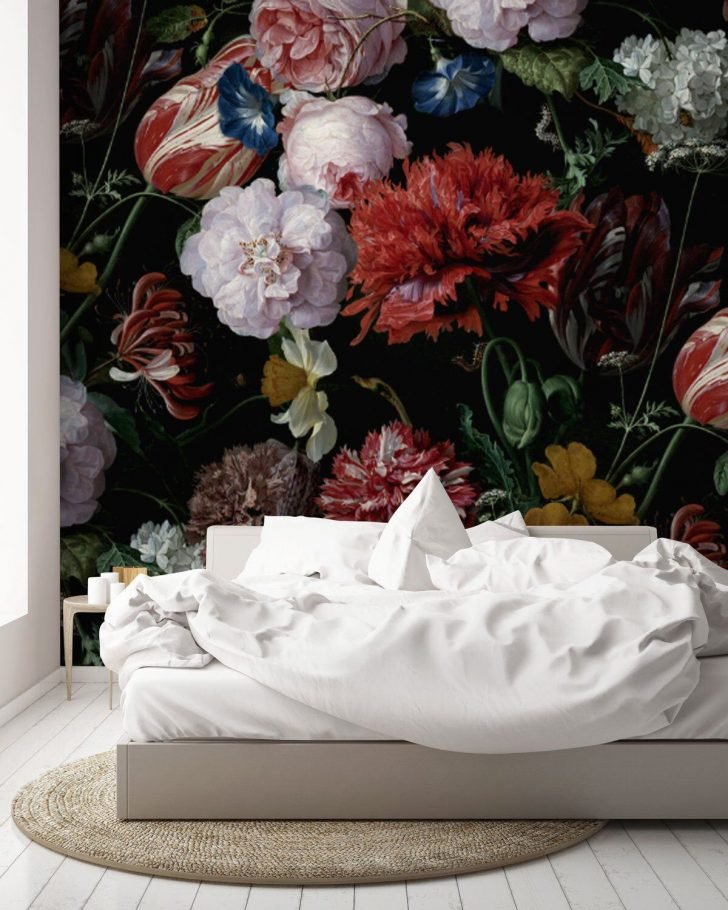 Medium Size of Fototapete Blumen Tapete Schlafzimmer Wohnzimmer Fenster Küche Fototapeten Wohnzimmer Fototapete Blumen