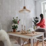 Küche Wandfarbe Wohnzimmer Küche Wandfarbe Kche Neu Streichen Anleitung Perfektes Makeover Wohnklamotte Deckenleuchte Wasserhahn Wandanschluss Fliesenspiegel Glas Günstig Kaufen