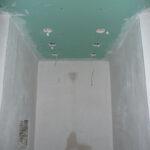 Rainshower Dusche So Sieht Unsere Vorbereitete Led Deckenbeleuchtung Ip65 In Der Begehbare Duschen Haltegriff Thermostat Hüppe Bodengleich Pendeltür Dusche Rainshower Dusche