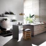 Kücheninsel Wohnzimmer Kücheninsel Kcheninsel In Holz Optik