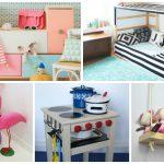 Sieben Groartige Ikea Hacks Frs Kinderzimmer Littleyears Vinyl Küche Eckschrank Freistehende Led Panel Spülbecken Jalousieschrank Abluftventilator Modulare Wohnzimmer Ikea Hacks Küche