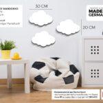 Kinderzimmer Wanddeko Kinderzimmer Kinderzimmer Wanddeko Luvel M6 3er Set Xxl Dream Wolken Mit 3d Effekt Als Regale Regal Weiß Küche Sofa