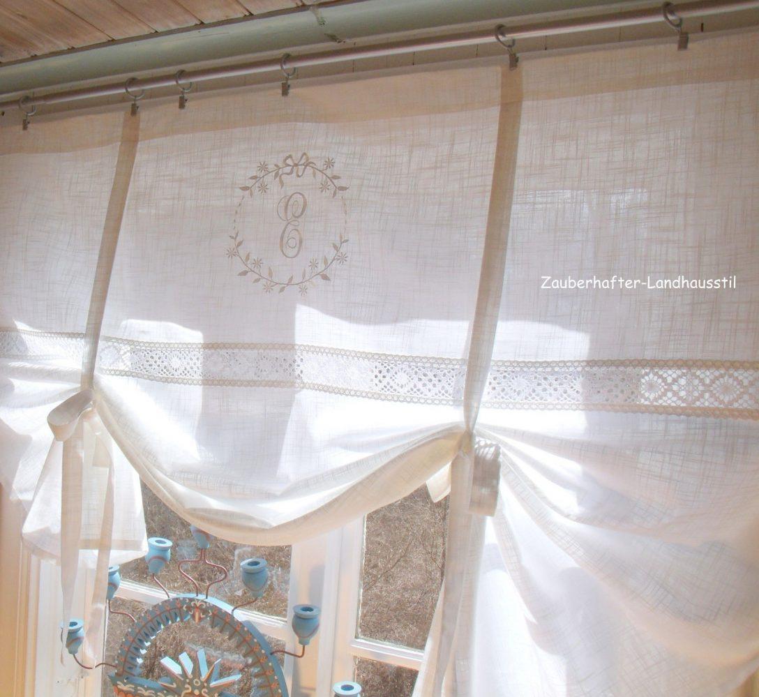 Large Size of Schlafzimmer Landhausstil Weiß Gardinen Für Wohnzimmer Fenster Sofa Die Küche Scheibengardinen Regal Bett Esstisch Bad Wohnzimmer Gardinen Landhausstil