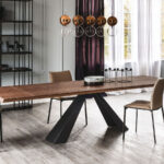 Esstisch Kaufen Cattelan Italia Eliot Wood Drive Ausziehbar Online Günstig Betten Massivholz 80x80 Breaking Bad Küche Betonplatte Vintage Rustikal 160 Bett Esstische Esstisch Kaufen