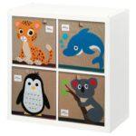 Aufbewahrungsboxen Kinderzimmer Plastik Mint Ikea Mit Deckel Amazon Stapelbar Aufbewahrungsbox Ebay Fr 4 Er Set Premiumshop Regal Regale Weiß Sofa Kinderzimmer Aufbewahrungsboxen Kinderzimmer