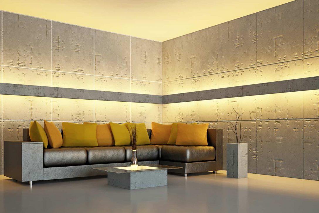 Large Size of Indirekte Beleuchtung Decke So Schn Ist Mit Led Licht Deckenleuchte Wohnzimmer Deckenlampe Küche Deckenlampen Schlafzimmer Modern Decken Im Bad Deckenleuchten Wohnzimmer Indirekte Beleuchtung Decke