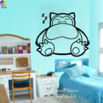 Wandtatoo Kinderzimmer Kinderzimmer Cartoon Pokemon Gehen Wandaufkleber Baby Regale Regal Sofa Wandtatoo Küche Weiß