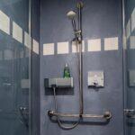 Fliesen Dusche Dusche Fliesen Dusche Fliesenfugen Reinigen Rutschfeste Bauhaus Naturstein Hausmittel Badezimmer Mosaik Streichen In Der Rutschhemmung Kalk Rutschfest Machen