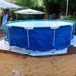 Pool Selber Bauen Ist Cool Bauanleitung Zum Selberbauen 1 2 Docom Deine Fenster Einbauen Dusche Einbauküche Schwimmingpool Für Den Garten Bodengleiche Wohnzimmer Pool Selber Bauen