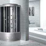 Glastür Dusche Glastr Gekapselte Duschkabinen Und Behlter Moderne Duschkabine Badewanne Mit Kleine Bäder Sprinz Duschen Bodengleiche Fliesen Thermostat Dusche Glastür Dusche