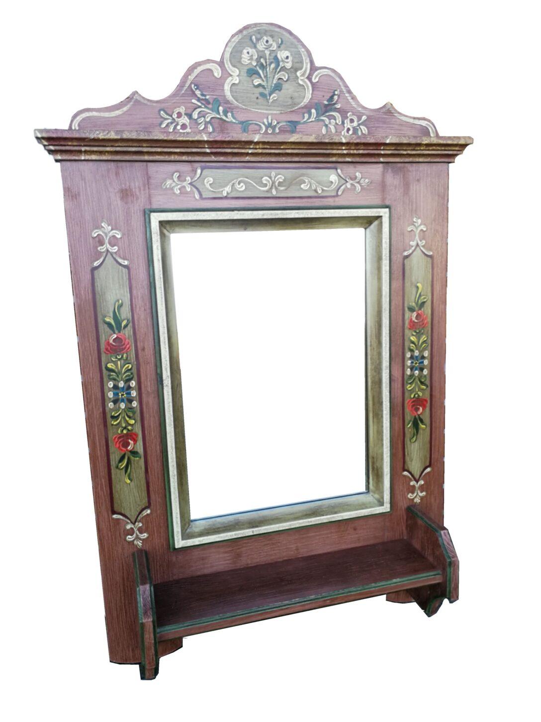 Large Size of Voglauer Anno 1800 Altrosa Spiegel Mirror Vintage Spiegelleuchten Bad Spiegelschränke Fürs Regal Kinderzimmer Weiß Spiegelschrank Badezimmer Spiegellampe Kinderzimmer Spiegel Kinderzimmer
