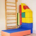 Sprossenwand Kinderzimmer Kinderzimmer Klettern Regale Kinderzimmer Regal Weiß Sofa