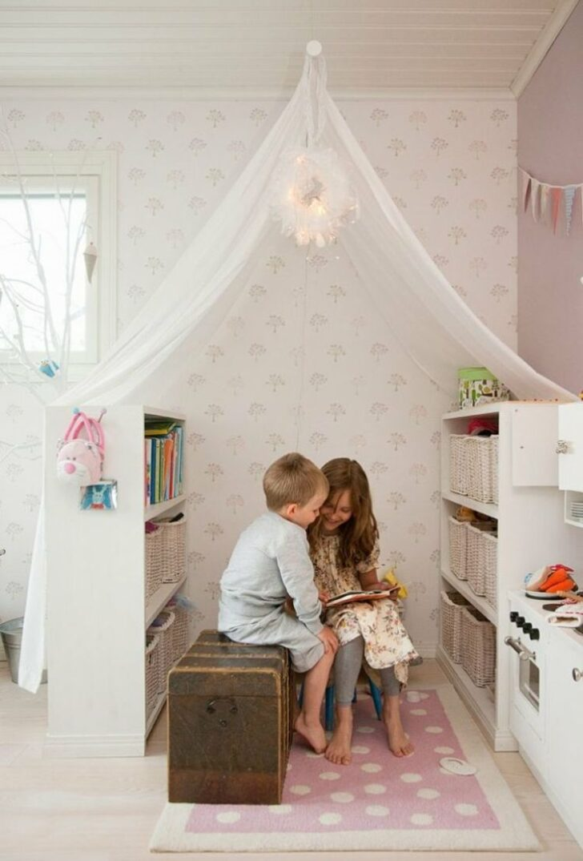 Medium Size of Leseecke Im Kinderzimmer 35 Coole Ideen Fr Einrichtung Regale Regal Weiß Sofa Kinderzimmer Einrichtung Kinderzimmer