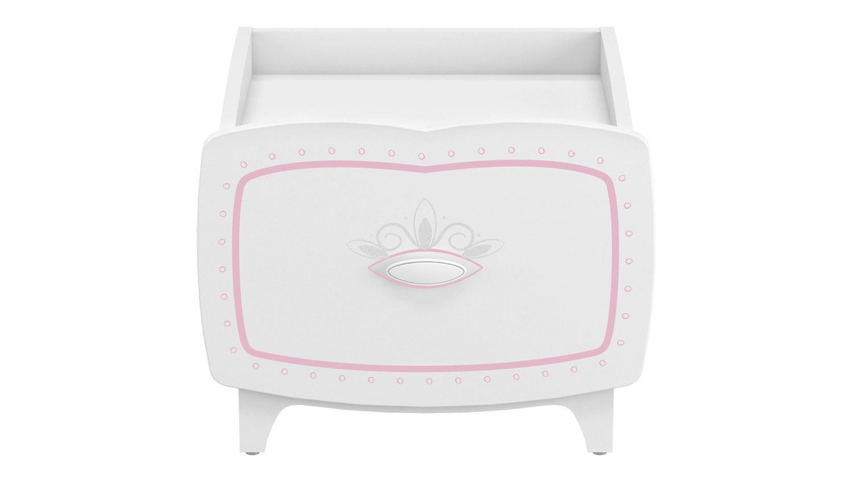 Full Size of Nachttisch Kinderzimmer Diademe Prinzessin Wei Rosa Sofa Regal Weiß Regale Kinderzimmer Nachttisch Kinderzimmer