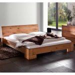 Bett Modern Massivholzbett Eiche Natur Gelt Nala Ausfhrung 7 Flach Billige Betten Rattan Bette Starlet 90x200 Weiß Amerikanisches Hasena Mit Schubladen Wohnzimmer Bett Modern