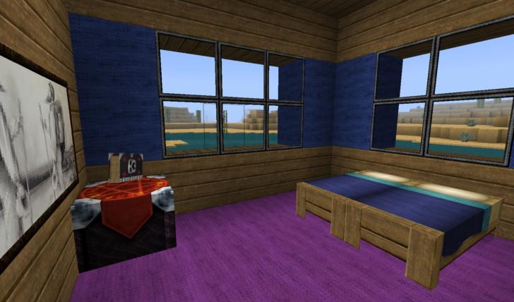 Medium Size of Minecraft Küche Das Erste Haus Teil 2 Der Innenausbau Und Dekoration Nolte Teppich Für Blende Arbeitsplatte Ebay Einbauküche Holz Modern Hängeschrank Höhe Wohnzimmer Minecraft Küche