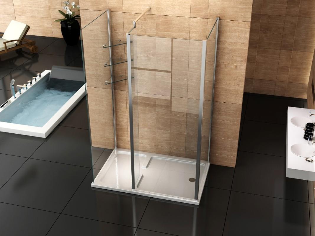 Full Size of Begehbare Duschen Dusche Tyra U Walk Hsk Hüppe Breuer Schulte Moderne Werksverkauf Kaufen Bodengleiche Fliesen Ohne Tür Sprinz Dusche Begehbare Duschen