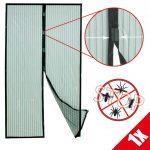 Fliegengitter Magnet Wohnzimmer Fliegengitter Magnet Grafner Magnetisches Trvorhang 100 210 Cm Fenster Maßanfertigung Für Magnettafel Küche