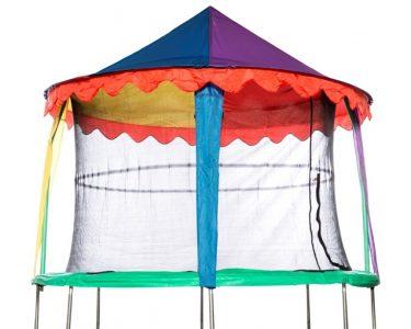 Sonnenschutz Trampolin Wohnzimmer Sonnenschutz Trampolin Trampolinberdachung Zirkus Fr Jumpking 4 Garten Sonnenschutzfolie Fenster Innen Außen Für