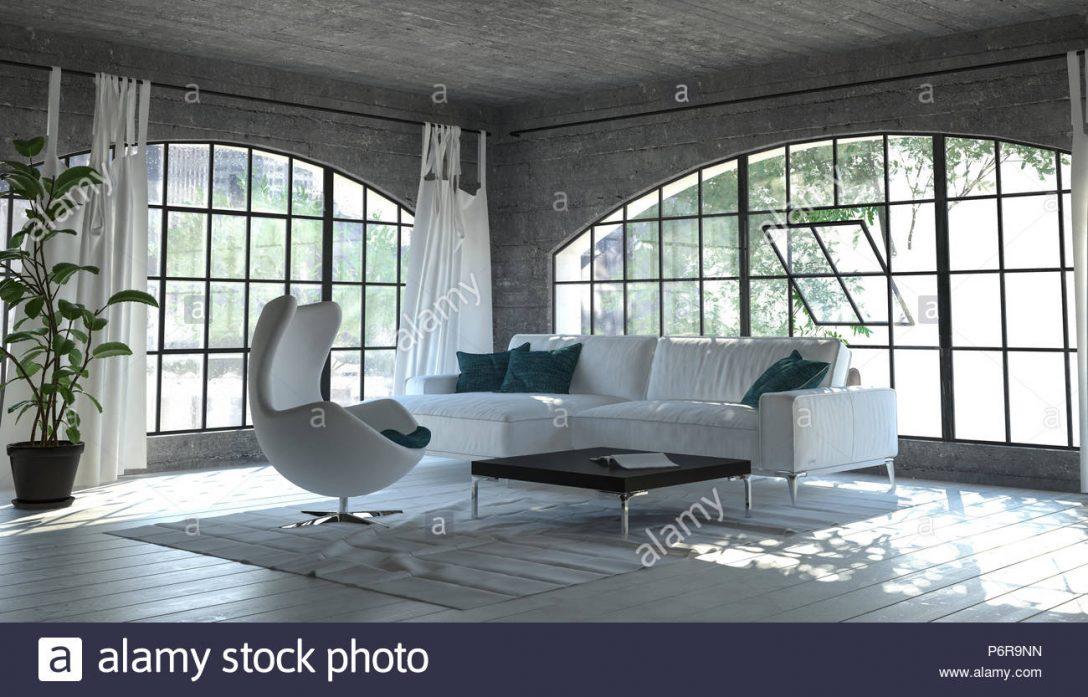Large Size of Modern Einfarbig Grau Wohnzimmer Einrichtung Mit Einem Einfachen Deckenstrahler Großes Bild Teppich Deckenlampen Pendelleuchte Deckenleuchte Schlafzimmer Wohnzimmer Wohnzimmer Einrichten Modern