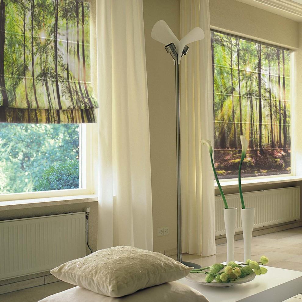 Full Size of Raffrollo Modern Raffrollos Mit 30000 Bildmotiven Auf Ma Wohnbereich Deckenleuchte Schlafzimmer Tapete Küche Modernes Bett 180x200 Deckenlampen Wohnzimmer Wohnzimmer Raffrollo Modern