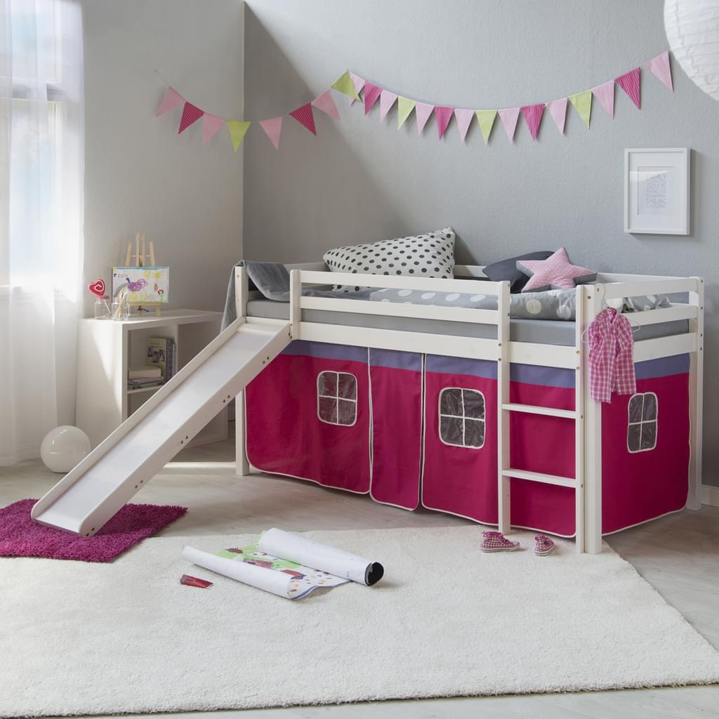 Full Size of Kinderzimmer Hochbett Homestyle4u 540 Sofa Regale Regal Weiß Kinderzimmer Kinderzimmer Hochbett