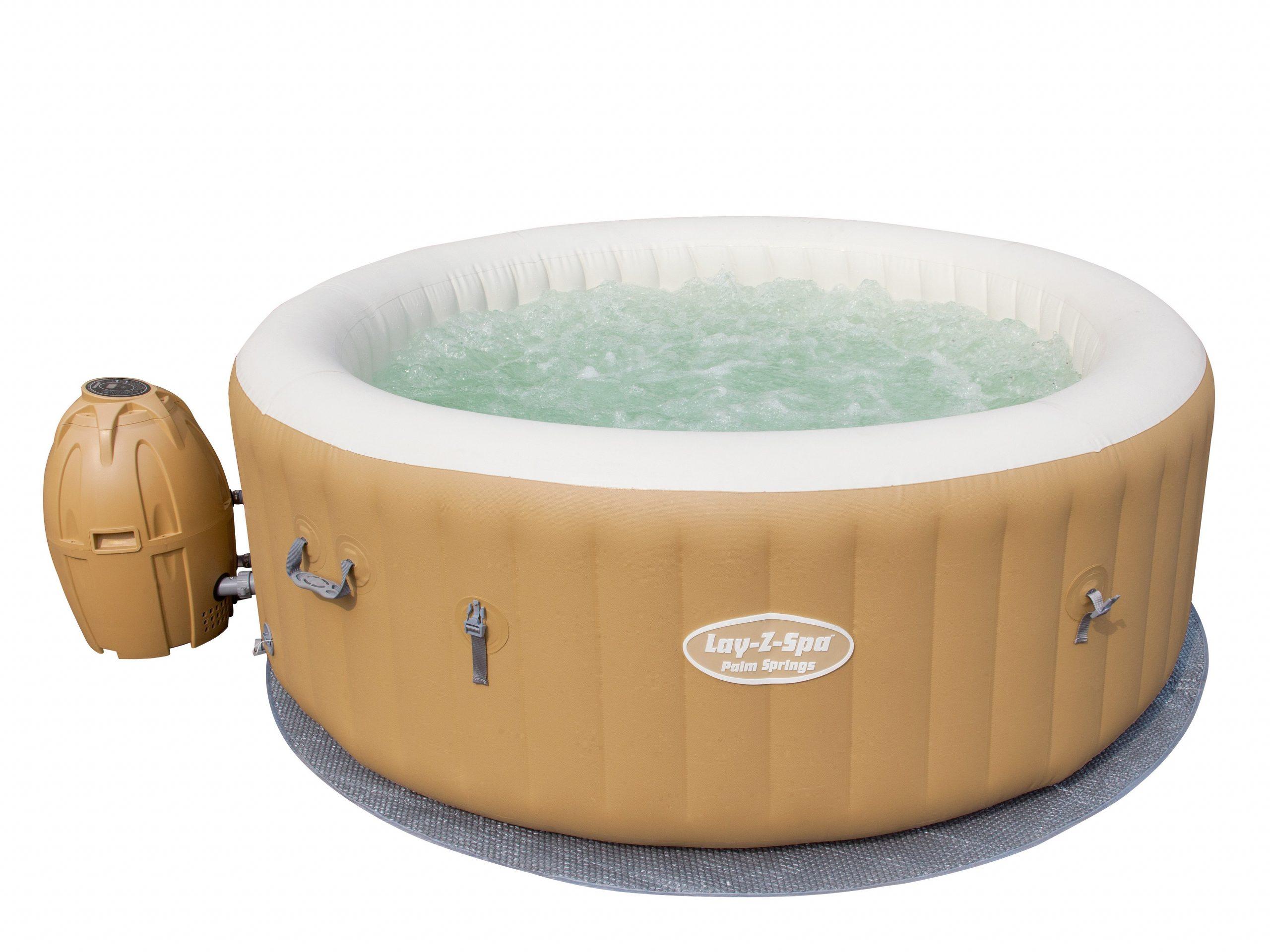 Full Size of Aufblasbare Whirlpool Winterfest Aufblasbar Test 2018 Garten Intex Hornbach Mspa Aufblasbarer Bauhaus Braun Outdoor Palm Springs Belianide Wohnzimmer Whirlpool Aufblasbar