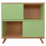 Regal Grün Regal Regal Grün Kommode Sideboard Kinderzimmer Schrank Highboard Standregal String Regale Paschen Dachschräge 80 Cm Hoch Geringe Tiefe Kleine 50 Breit Roller Tv