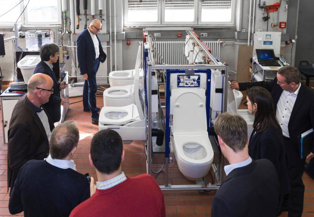 Large Size of Dusch Wc Test Hochschule Esslingen Hat Zehn Wcs Getestet Nicht Alle Schulte Duschen Dusche Komplett Set Einhebelmischer Bodengleiche Kaufen Anal Siphon Dusche Dusch Wc Test