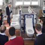 Dusch Wc Test Hochschule Esslingen Hat Zehn Wcs Getestet Nicht Alle Schulte Duschen Dusche Komplett Set Einhebelmischer Bodengleiche Kaufen Anal Siphon Dusche Dusch Wc Test