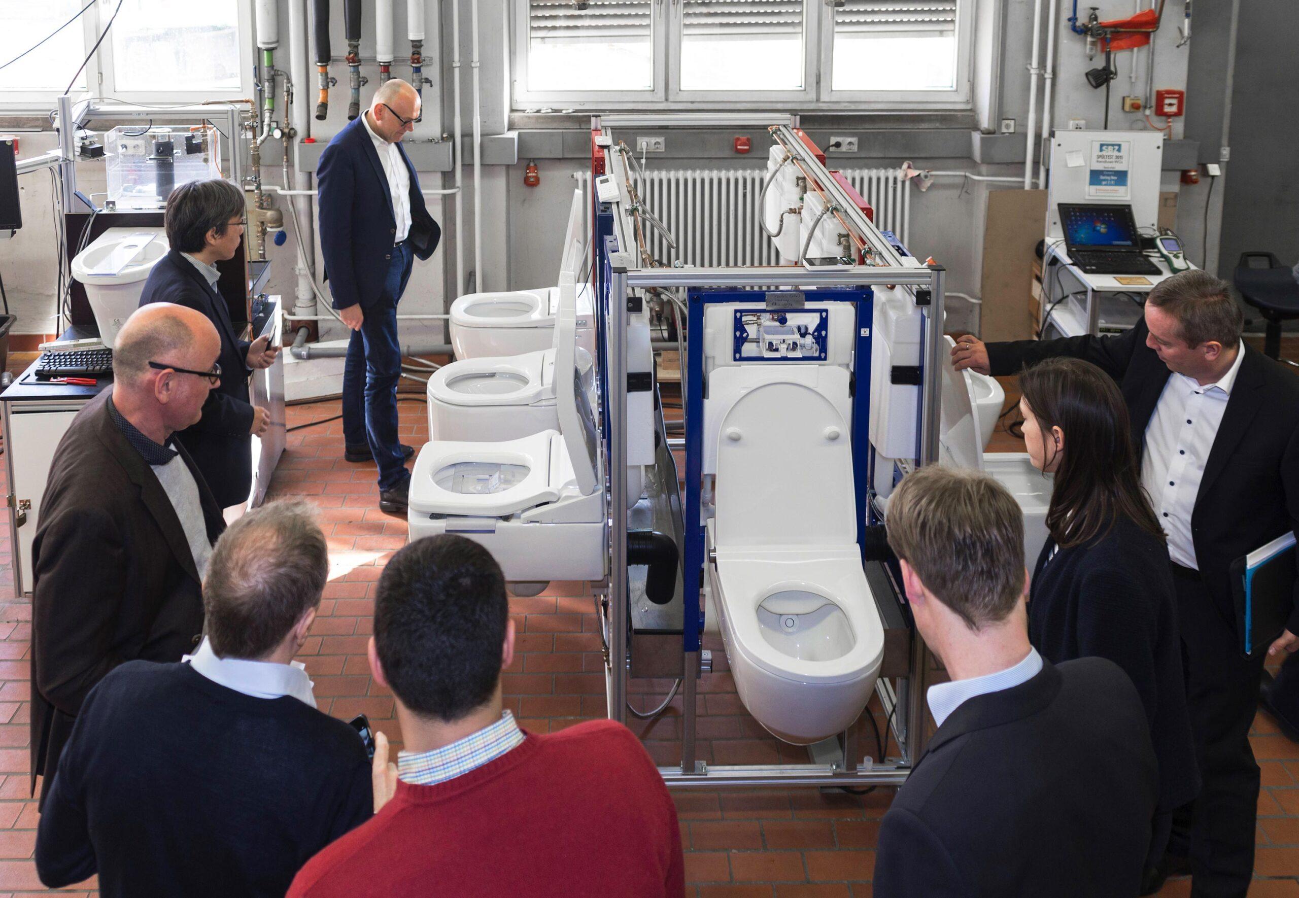 Full Size of Dusch Wc Test Hochschule Esslingen Hat Zehn Wcs Getestet Nicht Alle Schulte Duschen Dusche Komplett Set Einhebelmischer Bodengleiche Kaufen Anal Siphon Dusche Dusch Wc Test