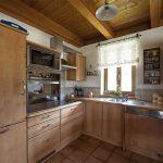 Wohnzimmer Holzküchen