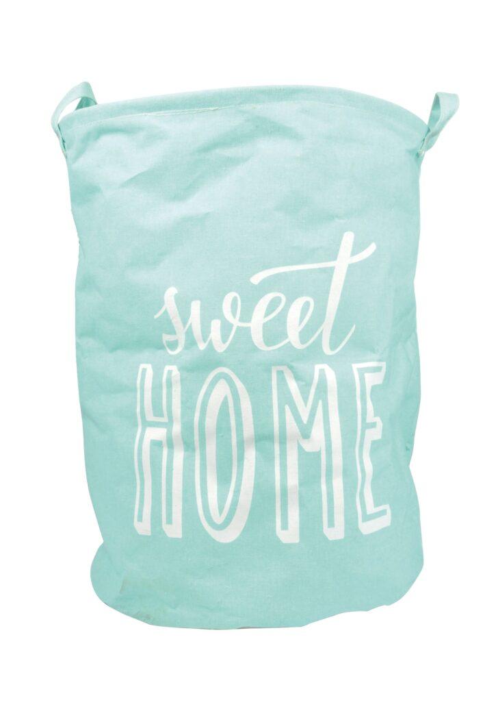 Medium Size of Wäschekorb Kinderzimmer Wschekorb Wschesack Leinen 40 Cm Sweet Home Mint Blau Wei Regal Sofa Weiß Regale Kinderzimmer Wäschekorb Kinderzimmer