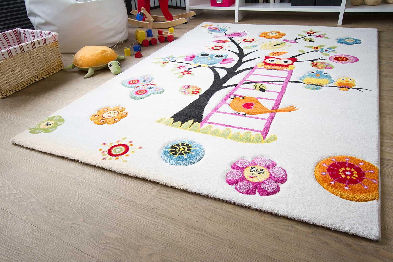 Full Size of Kinderzimmer Teppiche Kinderteppich Modena Kids Eule Global Carpet Wohnzimmer Regal Weiß Regale Sofa Kinderzimmer Kinderzimmer Teppiche