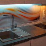 Küchenrückwand Ideen Wohnzimmer Kreative Idee Glasbild Als Kchenrckwand Fliesenspiegel Youtube Bad Renovieren Ideen Wohnzimmer Tapeten