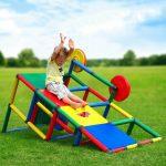Quadro Klettergerüst Wohnzimmer Quadro Klettergerüst Basic Baukasten Bausatz Spielzeug Komplett Gut Erhalten Garten