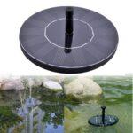 Gartenbrunnen Solar Wohnzimmer Gartenbrunnen Solar Brunnen Bauhaus Hornbach Solarbrunnen Solarbetriebene Power Garten Wasserpumpe Panels