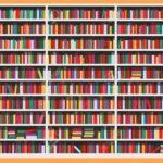 Bücher Regal Regal Bücher Regal Bcherregal Voller Bcher Vektor Illustration Cartoon Lizenzfrei Weiß Hochglanz Küchen Günstig Massivholz Modular Getränkekisten Auf Maß Usm
