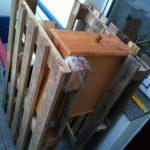 Kchenschrank Schubladenschrank Mit Paletten Selberbauen Led Einbaustrahler Bad Wanddeko Küche Vollholzküche Esstisch Landhausstil Tapeten Für Komplettküche Wohnzimmer Küche Aus Paletten