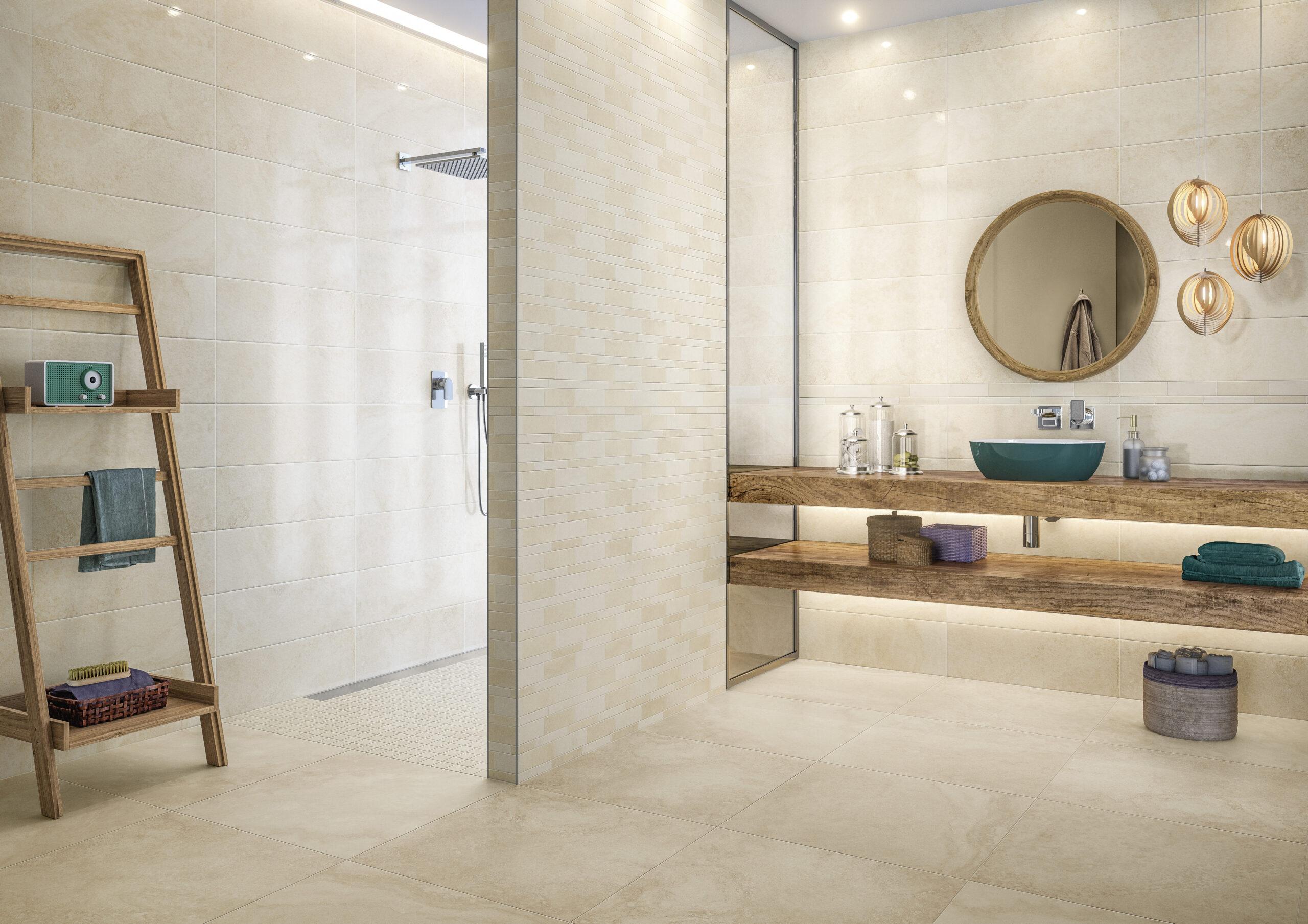 Full Size of Badezimmer Trends 2020 Ebenerdige Dusche Begehbare Ohne Tür Ebenerdig Fliesen Thermostat Badewanne Mit Und Komplett Set Duschen Kaufen Nischentür Dusche Fliesen Dusche