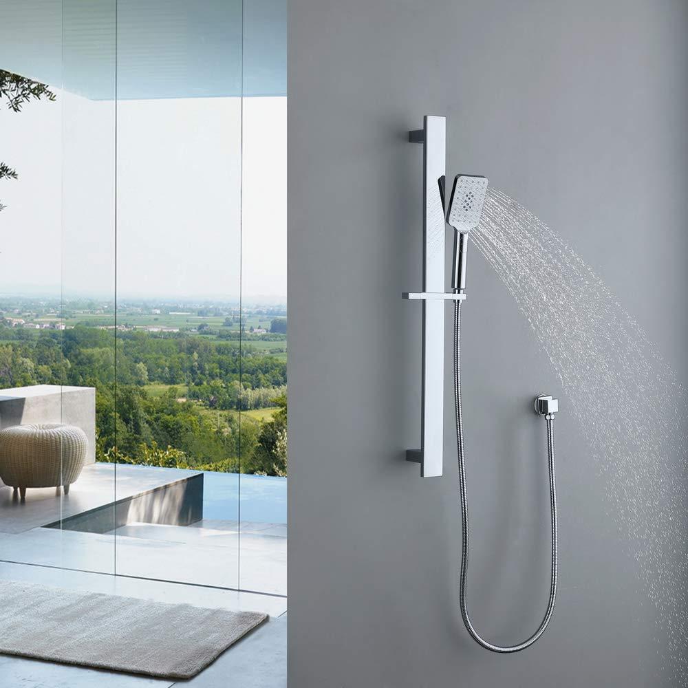 Full Size of Einfach Hhenverstellbares Duschset Homelody Gnstiges Duschsystem Rainshower Dusche Bodengleiche Nachträglich Einbauen Glaswand Betten Günstig Kaufen Dusche Dusche Kaufen