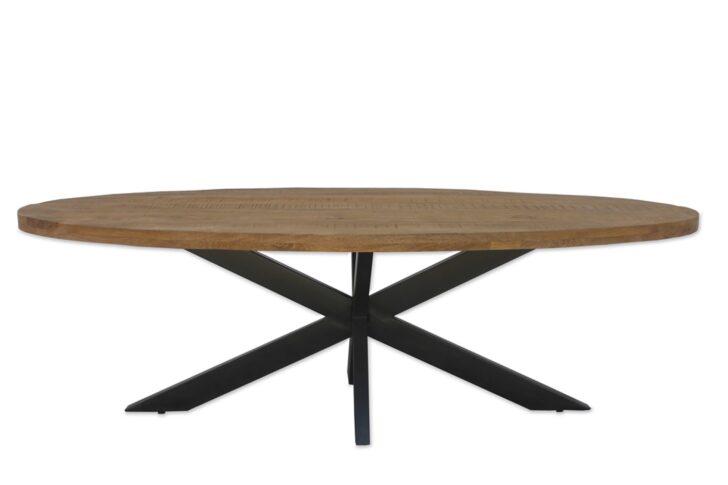 Medium Size of Wood Esstisch 240x100 Cm Tischplatte Oval Aus Mangoholz 6 Und X Runde Esstische Groß Holz Shabby Chic Designer Lampen Glas Ausziehbar Modern Eiche Ovaler Esstische Ovaler Esstisch