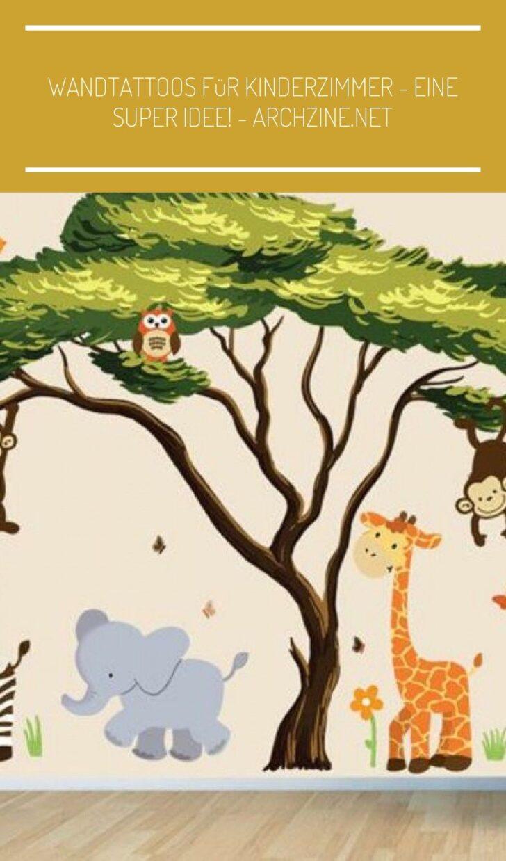 Medium Size of Wandtattoo Kinderzimmer Tiere Safari Dschungel Babyzimmer Wandtattoos Wohnzimmer Bad Regal Weiß Sprüche Küche Regale Schlafzimmer Badezimmer Kinderzimmer Wandtattoo Kinderzimmer Tiere