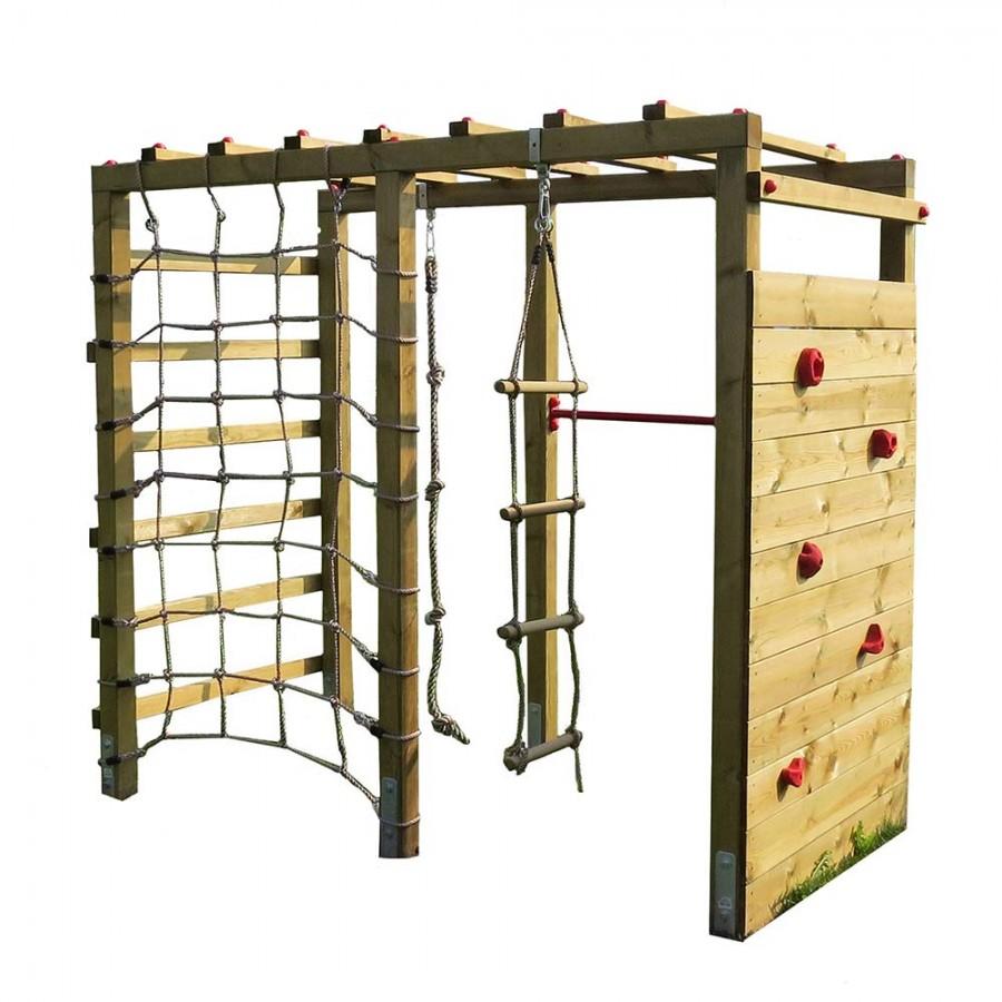 Full Size of Klettergerüst Indoor Klettergerst Holz Mit Kletterwand Premium Spielturm Aus Garten Wohnzimmer Klettergerüst Indoor