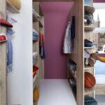 Eckkleiderschrank Kinderzimmer Begehbarer Kleiderschrank Mit Viel Stauraum Regal Weiß Sofa Regale Kinderzimmer Eckkleiderschrank Kinderzimmer